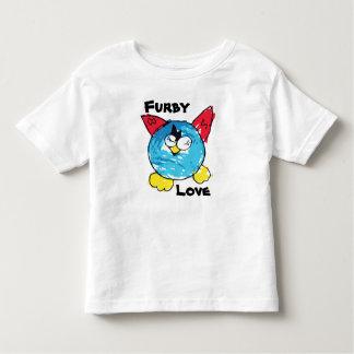 Camiseta Infantil Furby Love