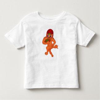 Camiseta Infantil Futebol feliz pelos Feliz Juul Empresa