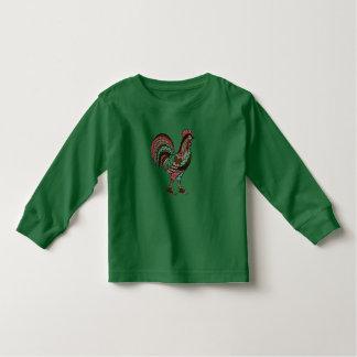 Camiseta Infantil Galo