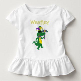 Camiseta Infantil Gater do carnaval