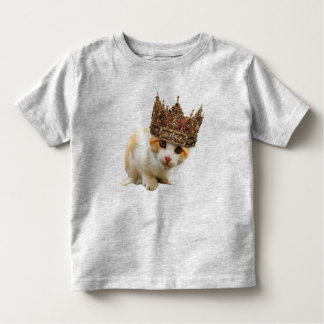 Camiseta Infantil Gato real #1