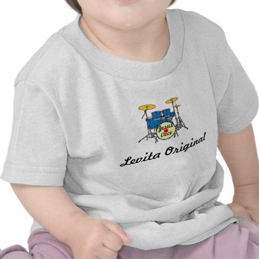 camiseta infantil  gospel