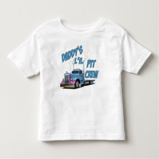 Camiseta Infantil Grupo de poço do L'il do pai