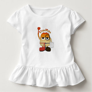 Camiseta Infantil Homem do Flan