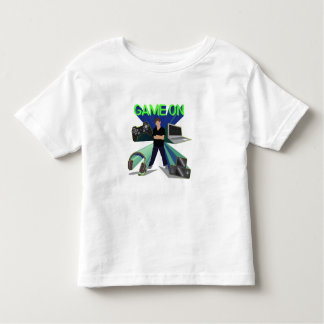 Camiseta Infantil Jogo sobre!