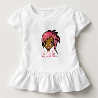 Camiseta Infantil La da OU de Lè… Quando você estiver aqui…