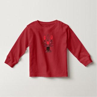Camiseta Infantil Lagosta