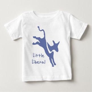 Camiseta infantil liberal pequena