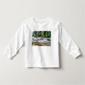Camiseta Infantil Lidder de fluxo rápido