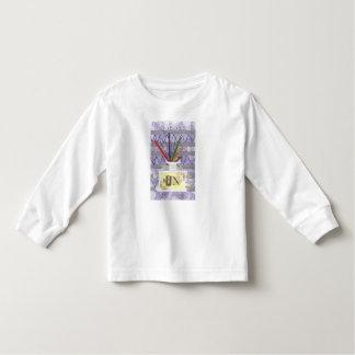 Camiseta Infantil Ligação em ponte da criança do difusor da sala do