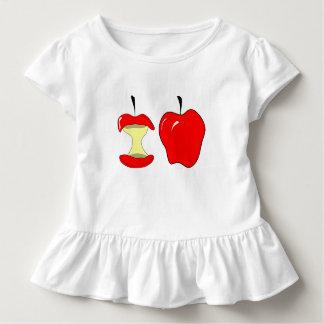 Camiseta Infantil maçãs saborosos