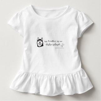 Camiseta Infantil malamute do Alasca