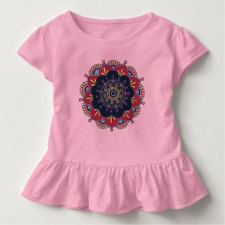 Camiseta Infantil Mandala indiana