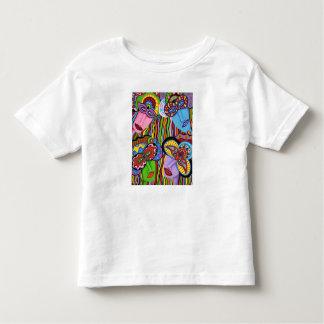 Camiseta Infantil Mascarada 11