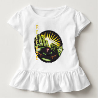 Camiseta Infantil Matthew 8: 20