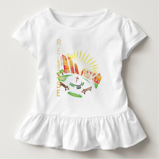 Camiseta Infantil Matthew 8: 20 ml