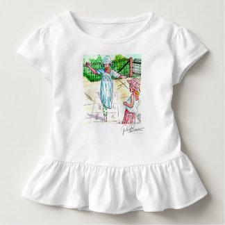 Camiseta Infantil Memórias de uma grande infância - HopScotch