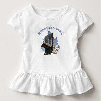 Camiseta Infantil Menina de Brooklyn
