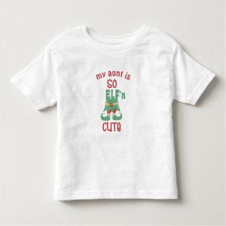 """Camiseta Infantil Meu """"vazio"""" é assim engraçado bonito de ELF'n"""