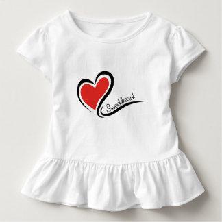 Camiseta Infantil Meus namorados do querido