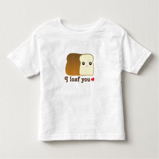Camiseta Infantil Mim naco você bebê unisex dos desenhos animados