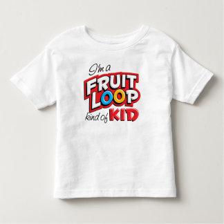 Camiseta Infantil Miúdo de Lovin do cereal