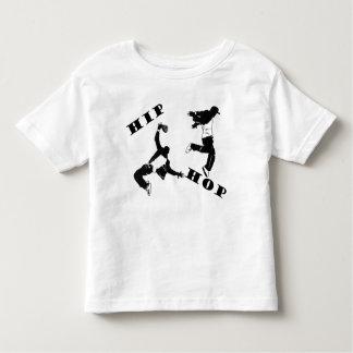 Camiseta Infantil miúdo do hip-hop