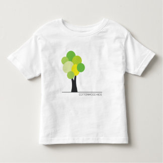 Camiseta Infantil Miúdos do Cottonwood