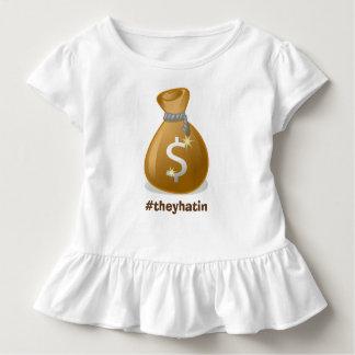 Camiseta Infantil Moneybags do bebê