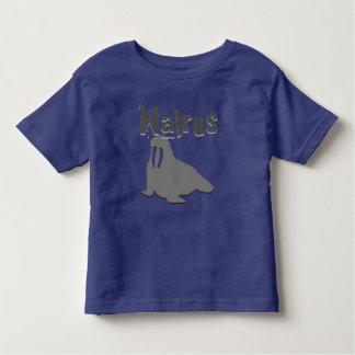 Camiseta Infantil Morsa