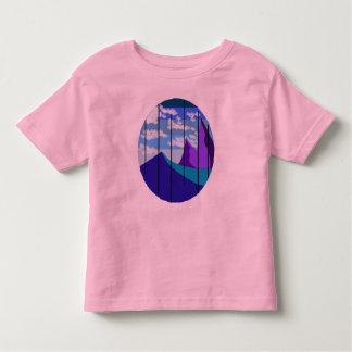 Camiseta Infantil Mountainview