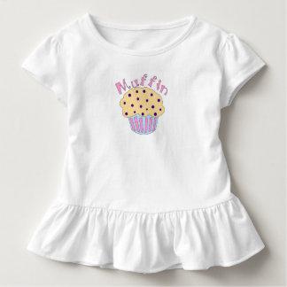 Camiseta Infantil Muffin