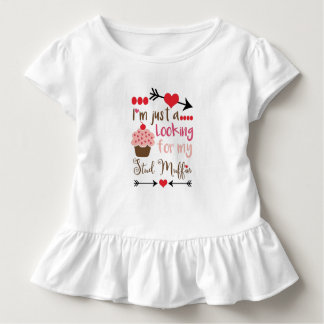 Camiseta Infantil Muffin do parafuso prisioneiro do cupcake do humor