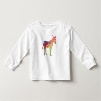 Camiseta Infantil Mula
