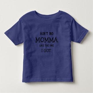 Camiseta Infantil não é nenhum t-shirt do momma