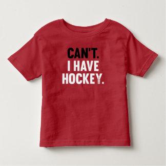 Camiseta Infantil Não posso eu ter obscuridade engraçada da criança