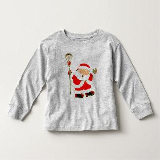 Camiseta Infantil Natal do Lacrosse