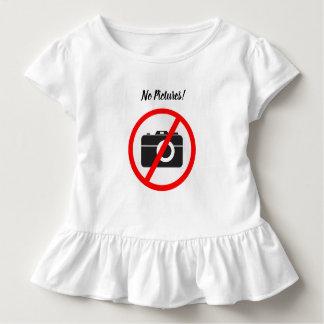 Camiseta Infantil Nenhum t-shirt das imagens