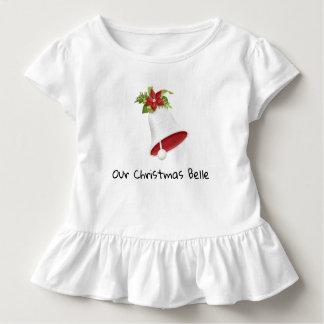 Camiseta Infantil Nosso Belle do Natal