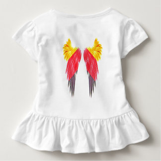 Camiseta Infantil O anjo de Alemanha