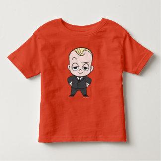 Camiseta Infantil O bebê do chefe | eu não sou nenhum bebê ordinário
