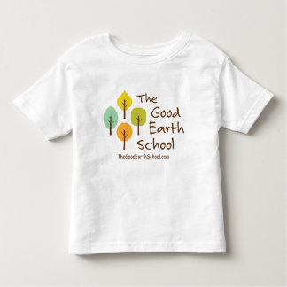 Camiseta Infantil O bom t-shirt da criança da escola da terra