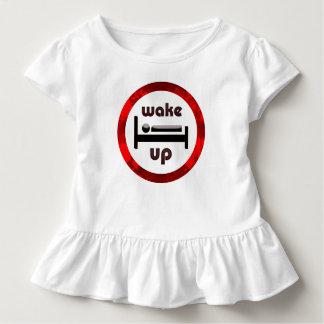 Camiseta Infantil O frio revela