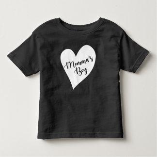 Camiseta Infantil O menino da mamã