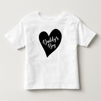 Camiseta Infantil O menino do pai