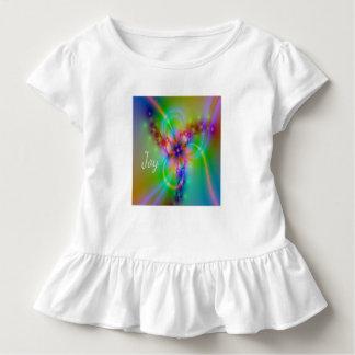 Camiseta Infantil O olhar da alegria