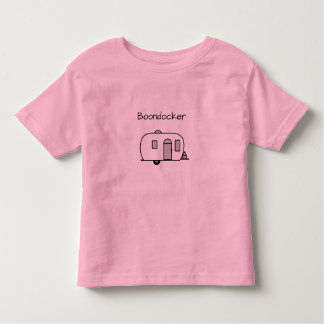 Camiseta Infantil O peixe Flopping projeta o ™