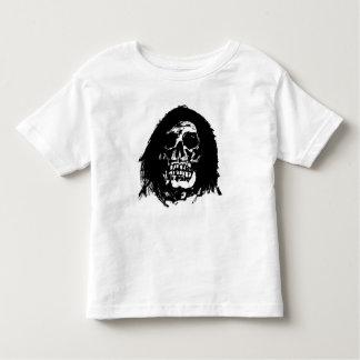 Camiseta Infantil O Permanent Scars o t-shirt das crianças do crânio