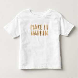 Camiseta Infantil O poder cita II