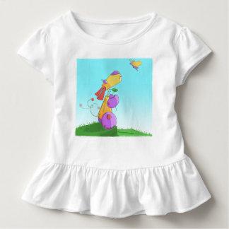 Camiseta Infantil O primavera está aqui